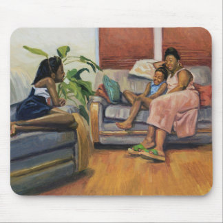 Living Room Lounge 2000 Mouse Mat