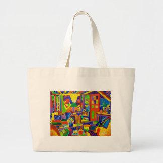 Living Room Magic Bags