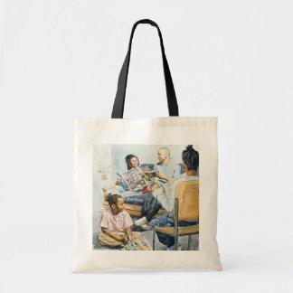 Living Room Serenades 2003 Budget Tote Bag
