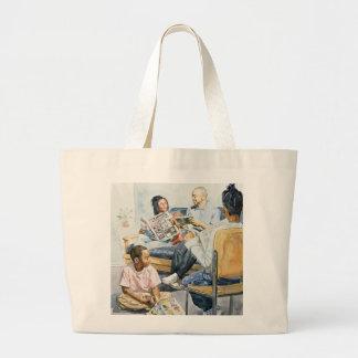 Living Room Serenades 2003 Jumbo Tote Bag