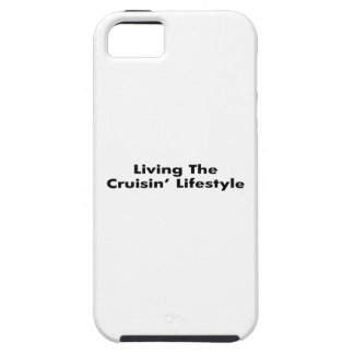 Living The Cruisin Lifestyle iPhone 5 Covers