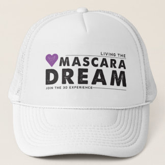 Living the Mascara Dream Trucker Style Hat