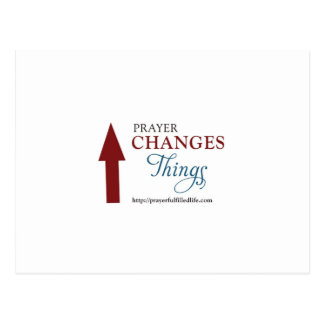 Living The Prayer Fulfilled Life Products Postcard