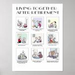 Living Together After Retirement - poster #1
