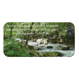 Living Water Case 2 iPhone 5/5S Case