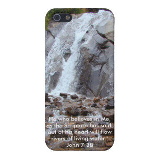 Living Water Case iPhone 5/5S Cover