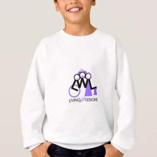 Living With Lesions Sweatshirt
