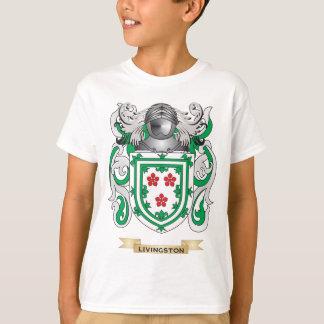 Livingston Coat of Arms (Family Crest) T-Shirt