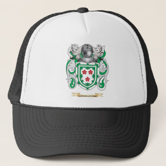 Livingston Coat of Arms (Family Crest) Trucker Hat