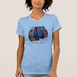 Livingston Musical  Series (front) T-Shirt