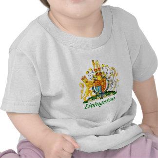 Livingston Shield of Great Britain T Shirt