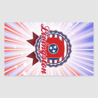 Livingston, TN Stickers