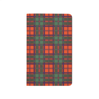 Livingstone clan Plaid Scottish tartan Journals