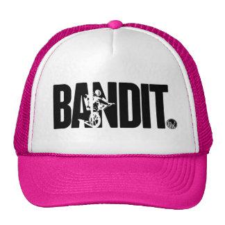 LixBMX Bandit vintage BMX trucker hat pink