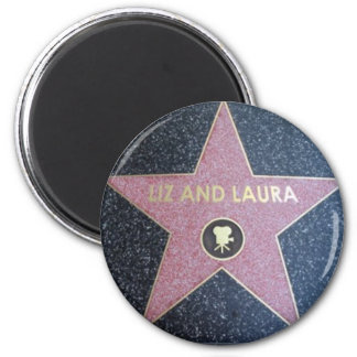 Liz and Laura Magnet (Hollywood Star)