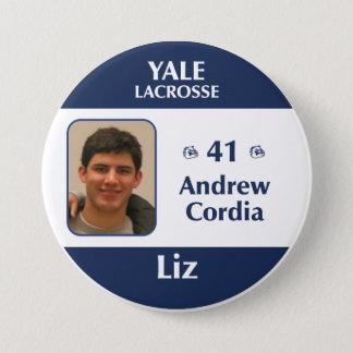 Liz - Andrew Cordia 7.5 Cm Round Badge