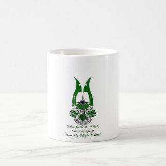 liz fleck classic white coffee mug
