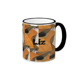 Liz Coffee Mugs