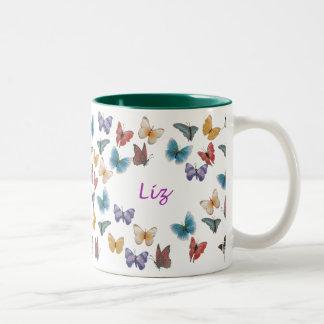 Liz Two-Tone Mug