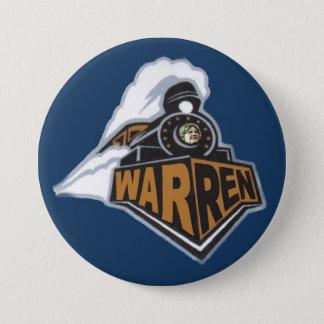 Liz Warren 2016 7.5 Cm Round Badge