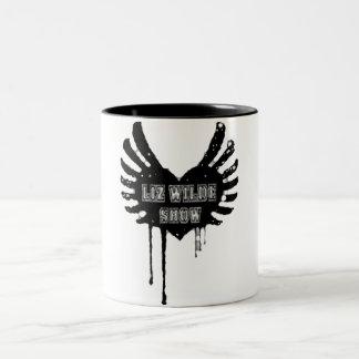 Liz Wilde Show mug