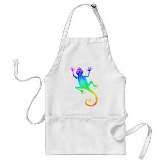 Lizard /8 apron