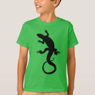 Lizard Art Kid's T-shirts & Reptile Shirts