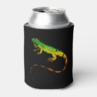 Lizard Can Cooler