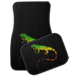 Lizard Car Mat