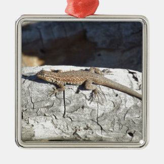 Lizard Christmas Ornament