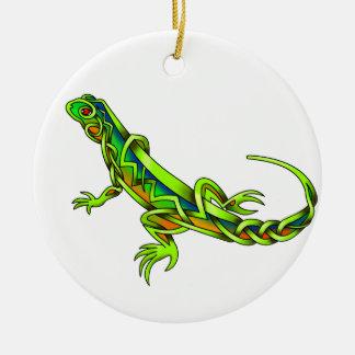 Lizard Christmas Ornament