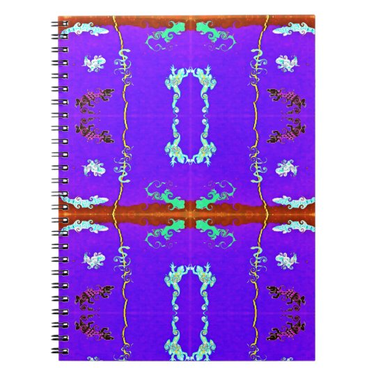 Lizard Collection: Vivid Spiral Notebook