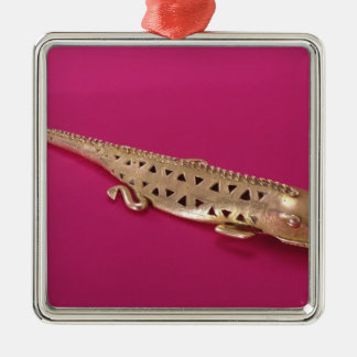 Lizard, from Colombia Christmas Ornament