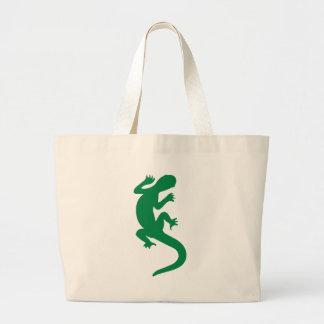 Lizard Large Tote Bag