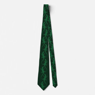 Lizard Neck Tie