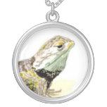 Lizard Necklace