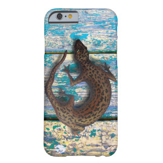 LIZARD ON OLD WOOD by Slipperywindow Barely There iPhone 6 Case