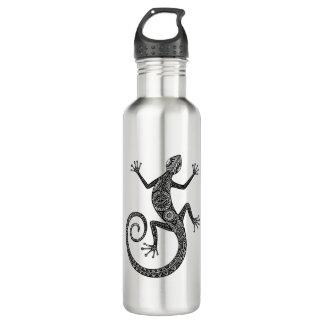 Lizard Or Salamander Doodle 710 Ml Water Bottle