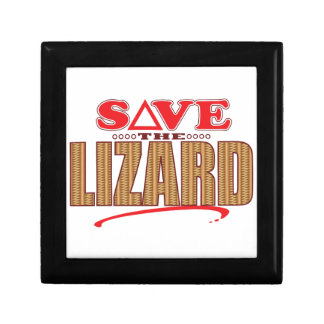 Lizard Save Gift Box