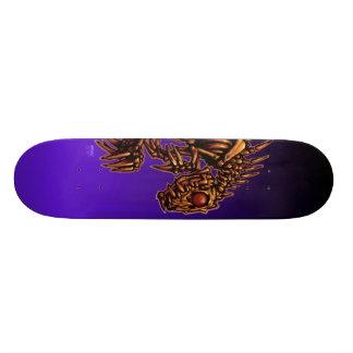 Lizard Skateboard Deck v1