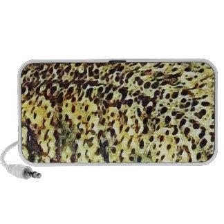 Lizard Skin Notebook Speaker