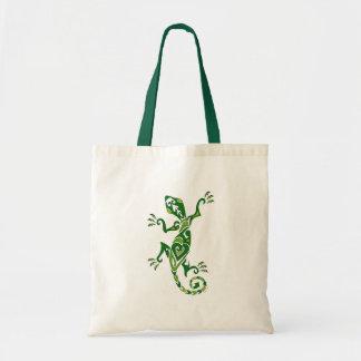 Lizard Tattoo Budget Tote Bag