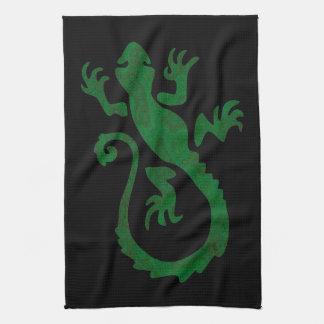 Lizard Tea Towel