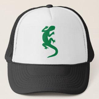 Lizard Trucker Hat