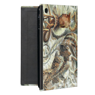 Lizard Trump: Vertebrates and Invertebrates iPad Mini Cover