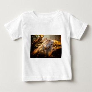 Lizard Up Close Baby T-Shirt