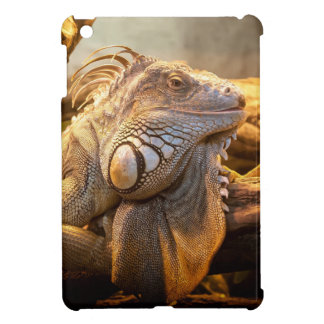 Lizard Up Close iPad Mini Case