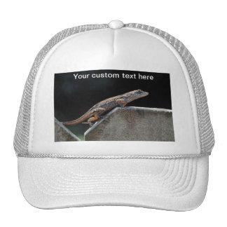 Lizards Lizards Lizards Trucker Hat