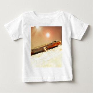 Lizart heat baby T-Shirt