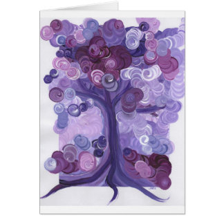 Liz's Dixon's Tree   First Star Art by jrr Card